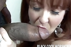 He is going to fill my ass with big black cock