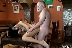 Old school milf feet and tenant blowjob Can you trust your gf leaving