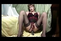 Attention! CD anal riding compilation !  TScamdolls.com