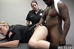 Milf seduces duddy'_ companion Milf Cops