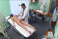 Filthy doctor knows the most excellent ways to enjoy the wild sex