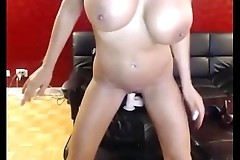 smoking hot squirt show