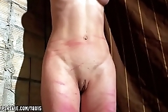 Nataly Gold- Slave For Debts WHIPPING