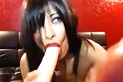 squirting web show - squirt hits cam
