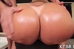 Dude gives the knob hungry shemale some anal pounding