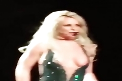 Britney Spears Nipple Slip