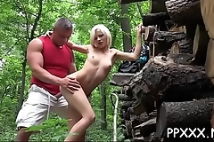 Deep hardcore delights for enchanting chicks juicy fuck hole