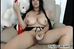 Kitten cums fast on FREE webcam at TryLiveCam.com