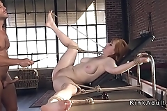 Natural huge tits babe ass fucked