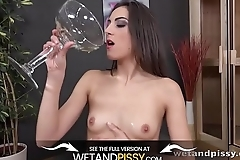Wetandpissy - Sexy Lady - Wetting Her Panties
