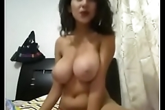 Indian Stunning College girl Webcam hot perfect boobs pussy